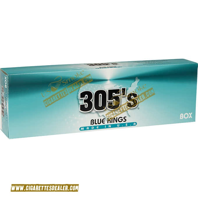 305's Blue Kings Box