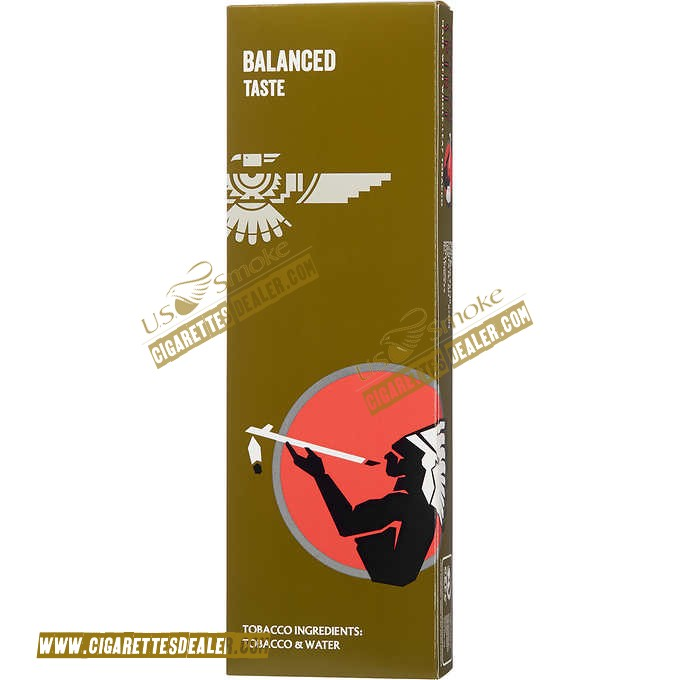 American Spirit Natural Balanced Taste Hunter Box