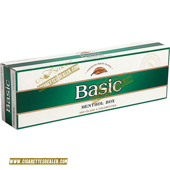 Basic Cigarettes