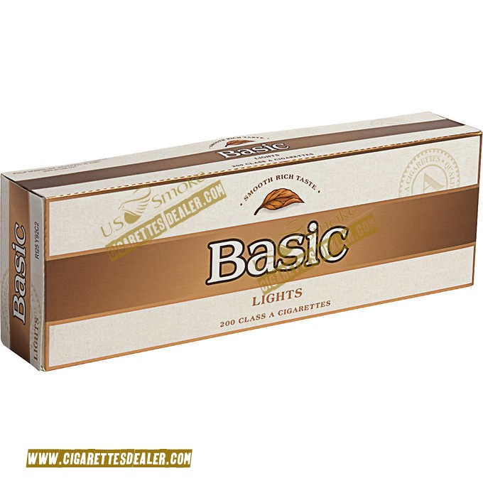 Basic Lights Gold Pack Soft Pack