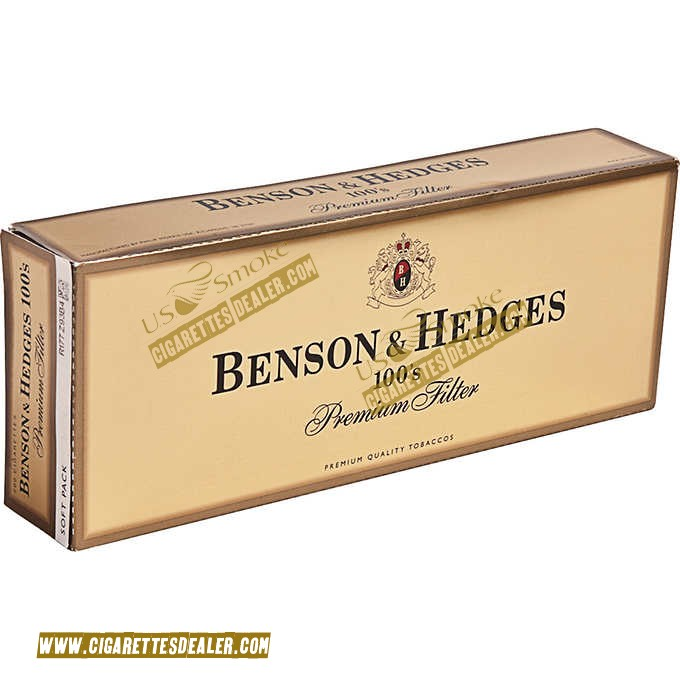Benson & Hedges Cigarettes