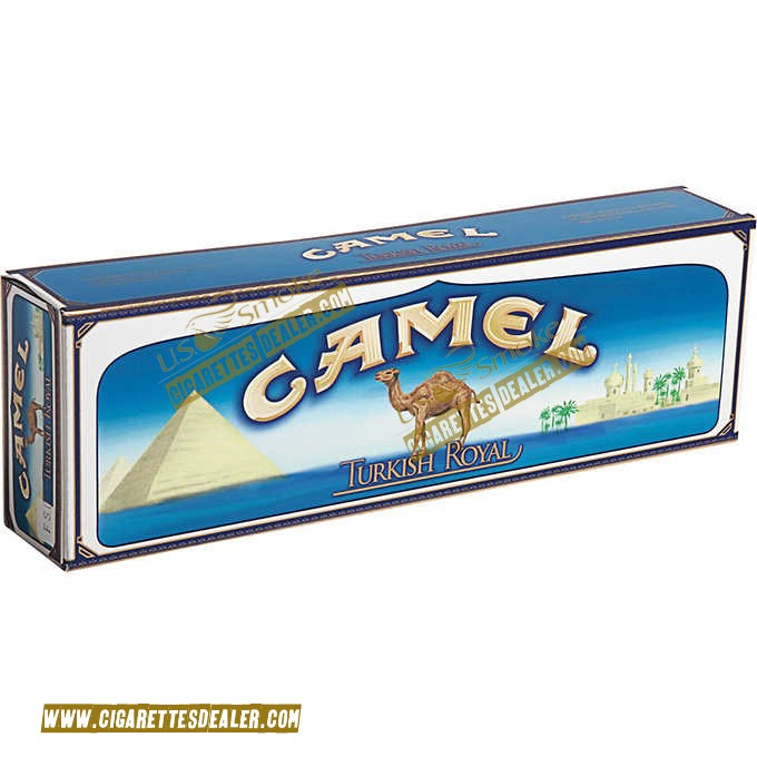 Camel King Turkish Royal Box Free Fast Shipping