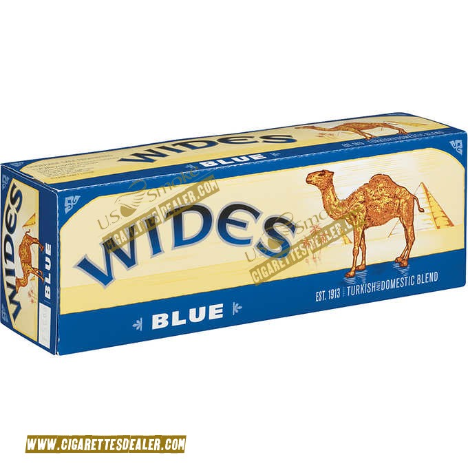 Camel Wides Blue 85 Box