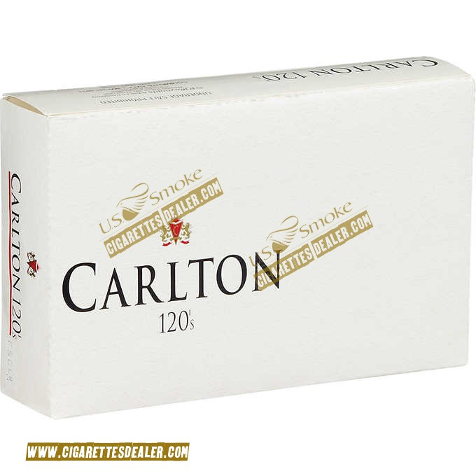 Carlton 120's Soft Pack
