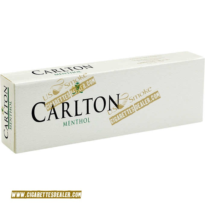 Carlton Menthol Kings Soft Pack