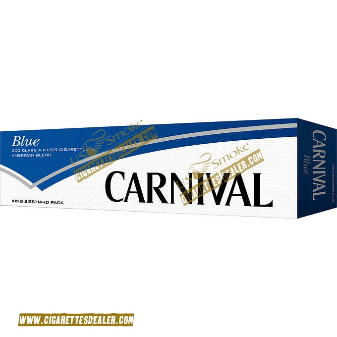 Carnival Blue King Box