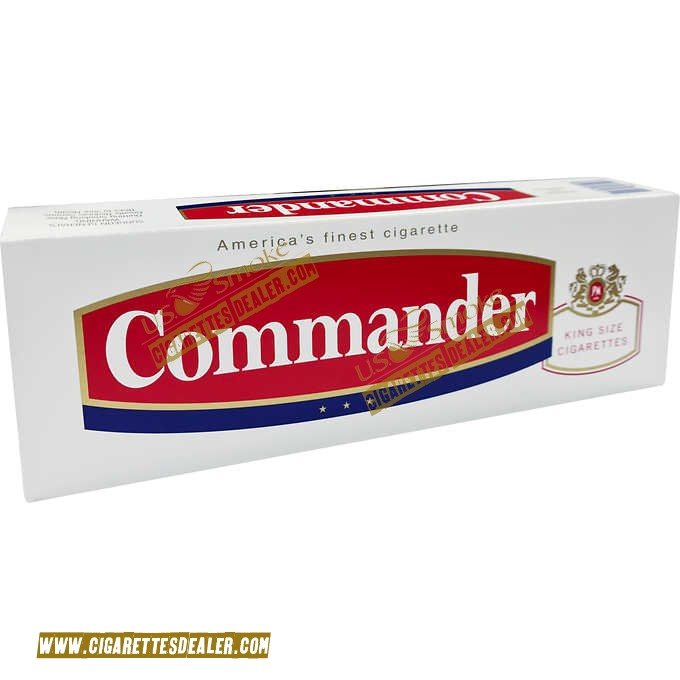 Commander King Box