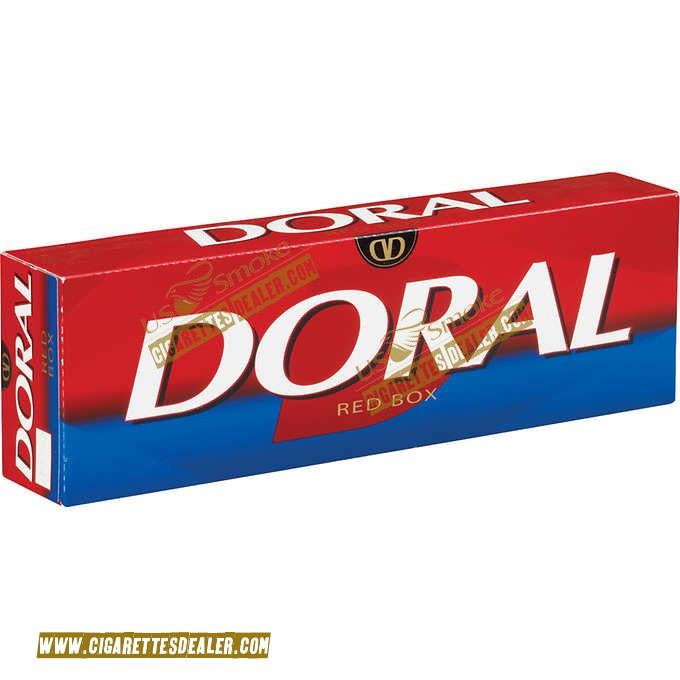 Doral Red 85 Box