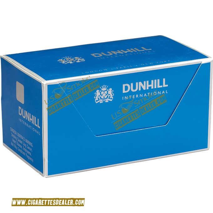 dunhill international сигареты купить