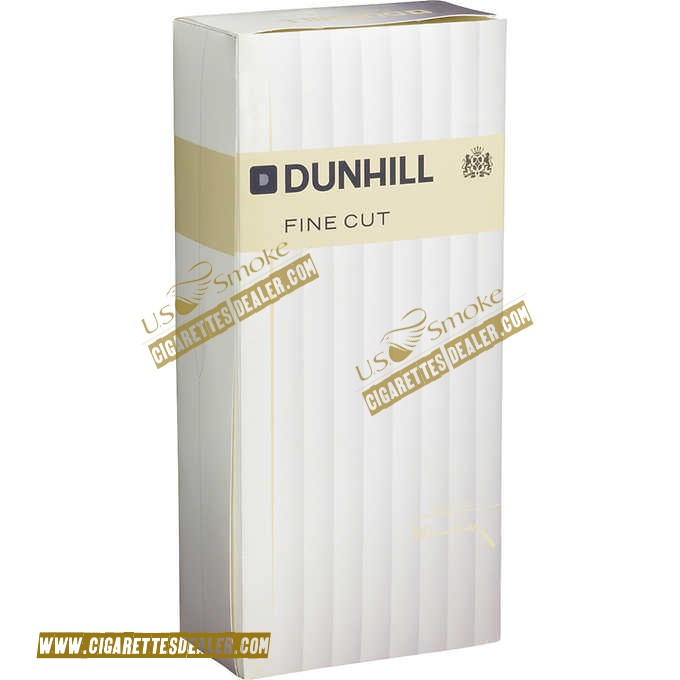 Dunhill International Fine Cut White Box