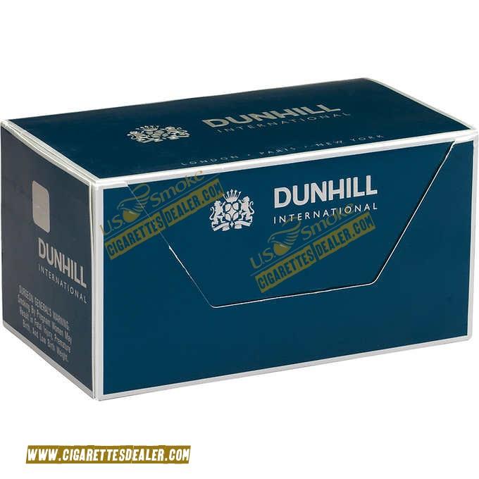 Dunhill international купить сигареты табачные стики для гло хайпер