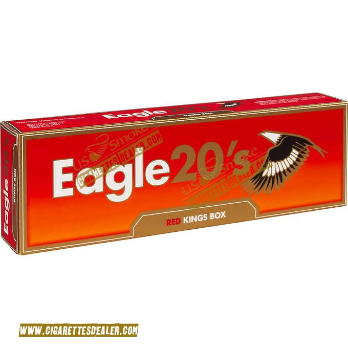 Eagle 20's Kings Red Box