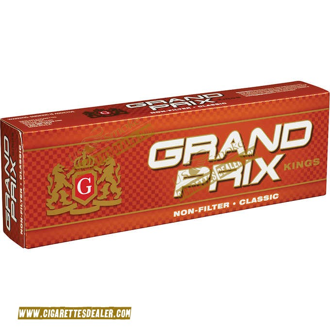 Grand Prix Non-Filter King Soft Pack