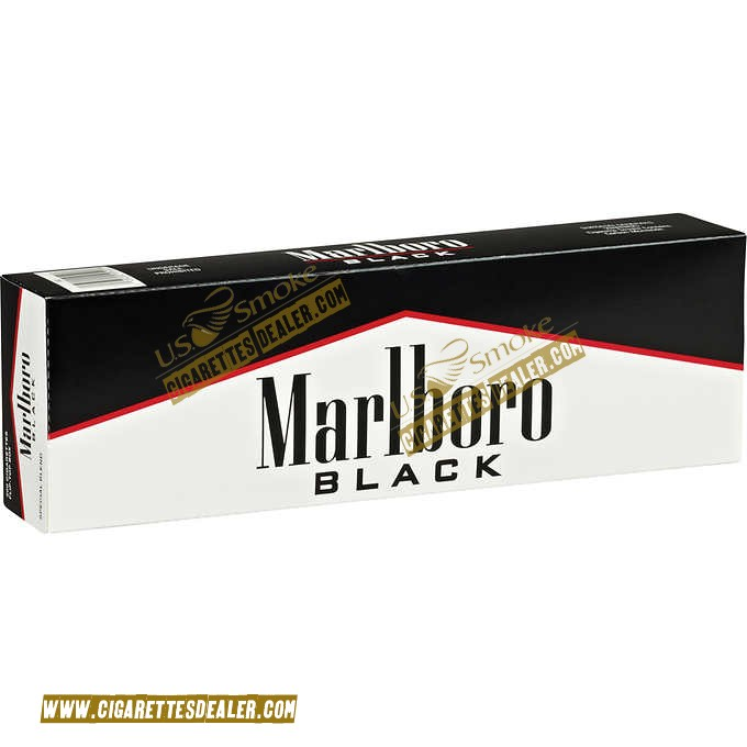 Marlboro Black Box