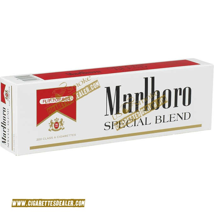 Marlboro Kings Special Blend Red Box