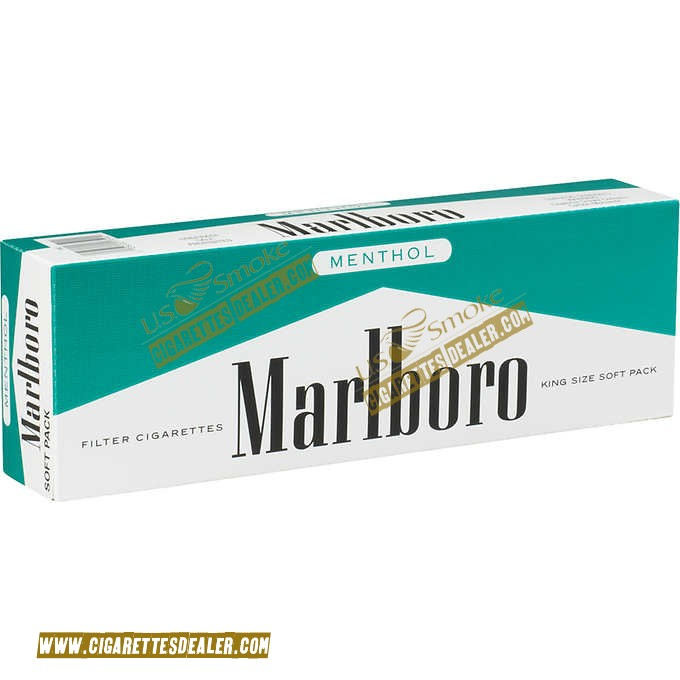 Marlboro Menthol King Soft Pack