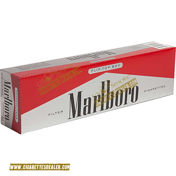 Marlboro Red 72's Box