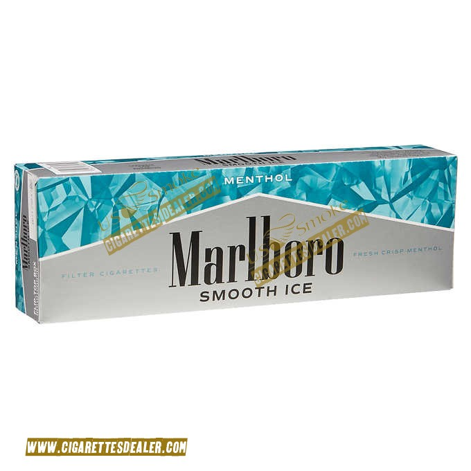 Marlboro Smooth Ice Menthol Box