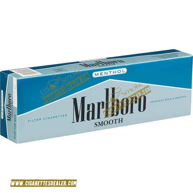 Marlboro Smooth Menthol Box