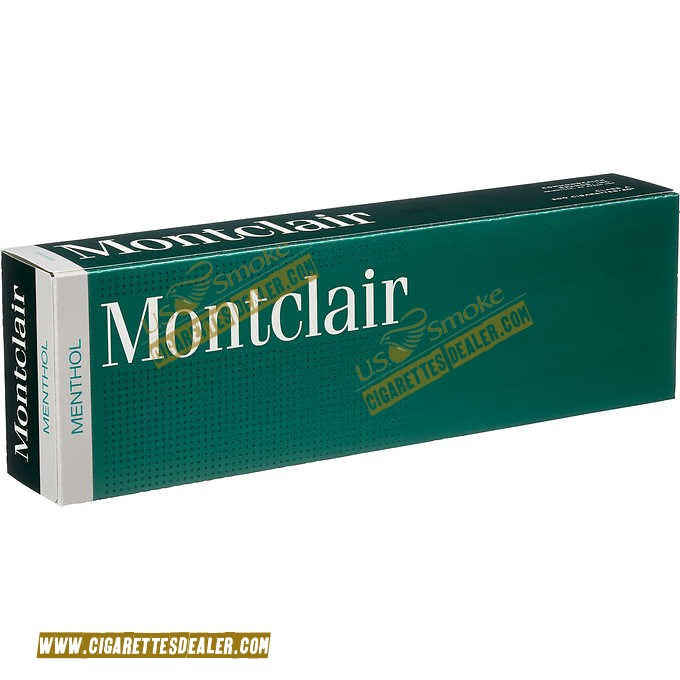 Montclair Menthol Box