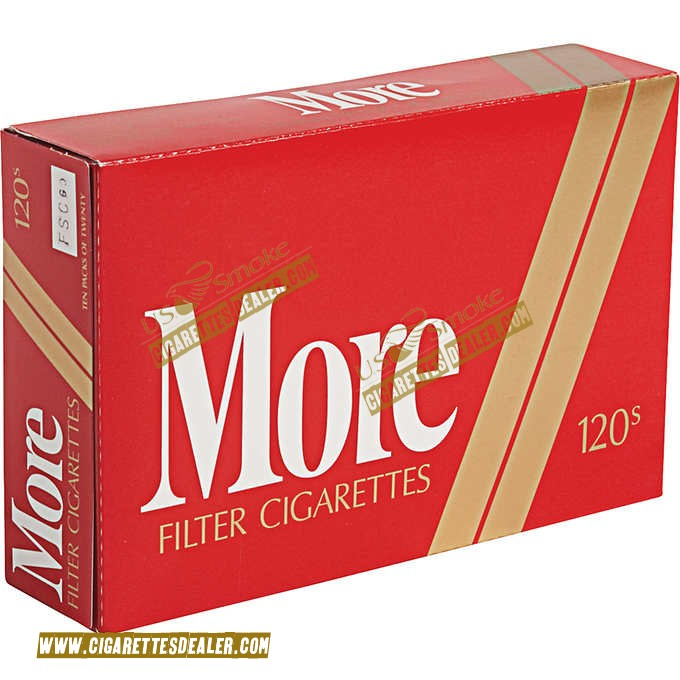 More Cigarettes