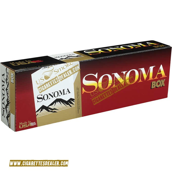 Sonoma Gold King Box
