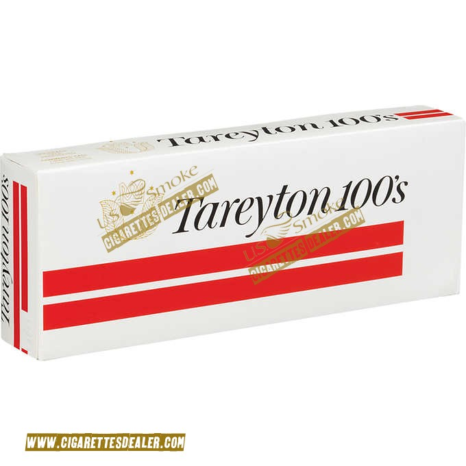 Tareyton 100's Soft Pack