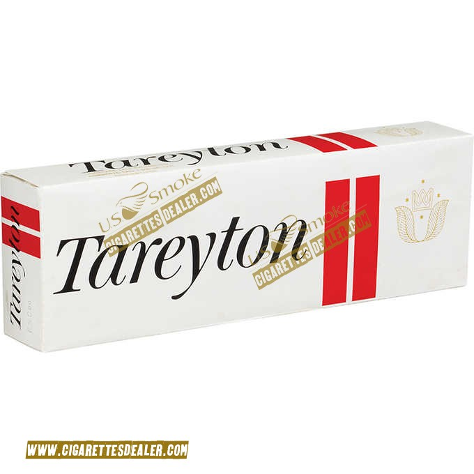 Tareyton Soft Pack