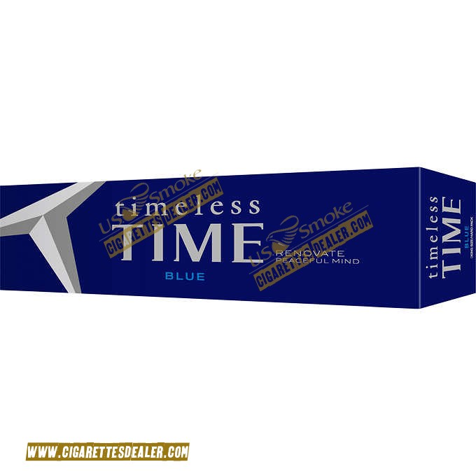 Timeless Time Blue King Box