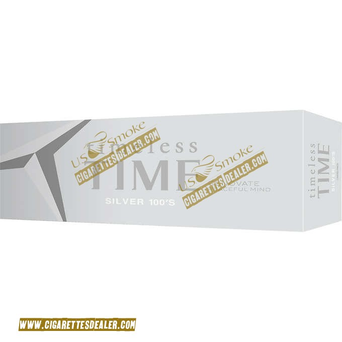 Timeless Time Silver 100 Box