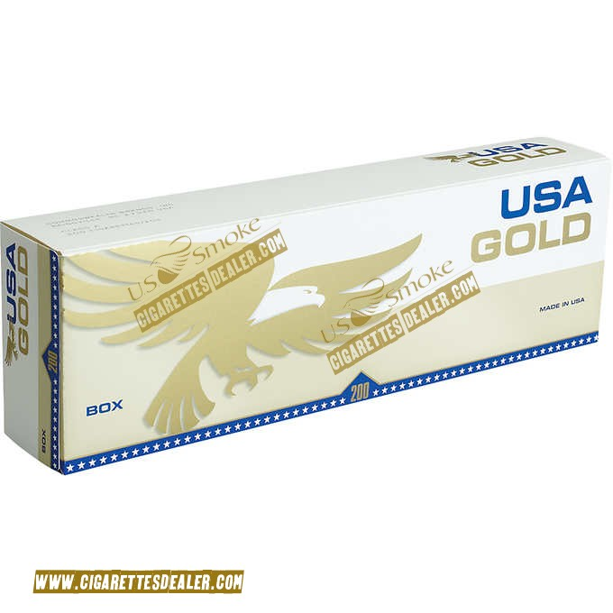 USA Gold King Box