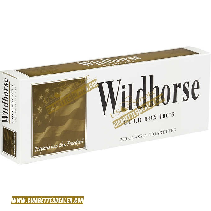 Wildhorse Cigarettes
